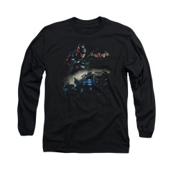 Image for Batman Arkham Knight Long Sleeve T-Shirt - Knight Rider