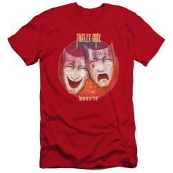 Image for Motley Crue Premium Canvas Premium Shirt - Theatre of Pain