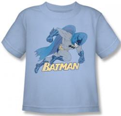 Image for Batman Kids T-Shirt - Running Retro