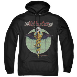 Image for Motley Crue Hoodie - Dr. Feelgood