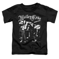 Image for Motley Crue Toddler T-Shirt - Band Photo
