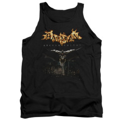 Image for Batman Arkham Knight Tank Top - City Watch