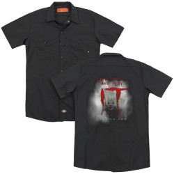 Image for It Chapter 2 Dickies Work Shirt - Come Back