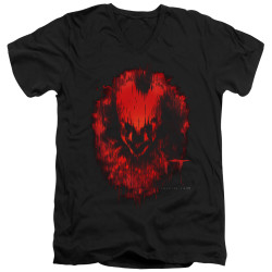 Image for It Chapter 2 V Neck T-Shirt - It Isn't Dead