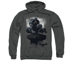 Image for Batman Arkham Knight Hoodie - Perched
