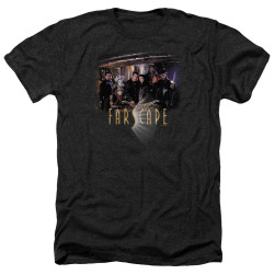 Image for Farscape Heather T-Shirt - Cast