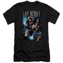 Image for Farscape Premium Canvas Premium Shirt - Comic Cover