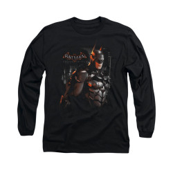 Image for Batman Arkham Knight Long Sleeve T-Shirt - Dark Knight