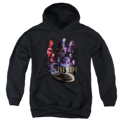 Image for Farscape Youth Hoodie - Criminally Epic