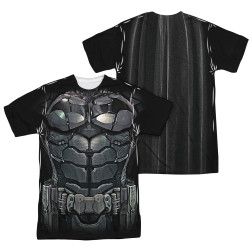 Image Closeup for Batman Arkham Knight Sublimated T-Shirt - Uniform