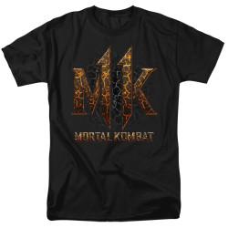 Image for Mortal Kombat XI T-Shirt - MK11 Lava