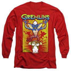 Image for Gremlins Long Sleeve Shirt - Be Afraid