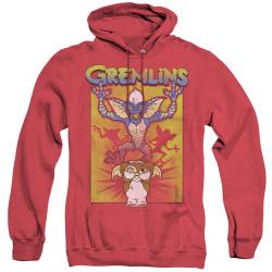 Image for Gremlins Heather Hoodie - Be Afraid