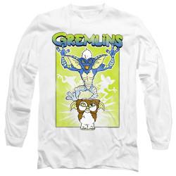 Image for Gremlins Long Sleeve Shirt - Afraid