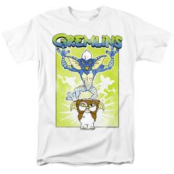Image for Gremlins T-Shirt - Afraid