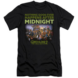 Image for Gremlins Premium Canvas Premium Shirt - Gremlins 2 After Midnight