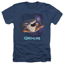 Image for Gremlins Heather T-Shirt - Original Poster