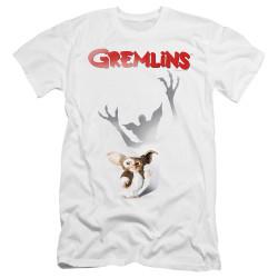 Image for Gremlins Premium Canvas Premium Shirt - Shadow