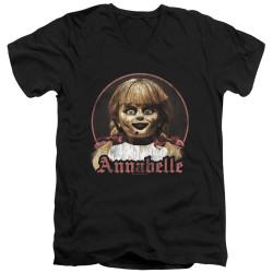 Image for Annabelle V Neck T-Shirt - Portrait
