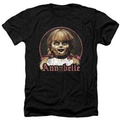 Image for Annabelle Heather T-Shirt - Portrait