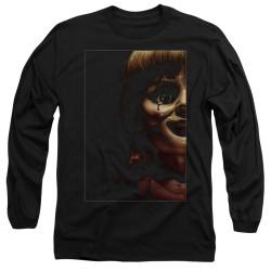 Image for Annabelle Long Sleeve Shirt - Doll Tear