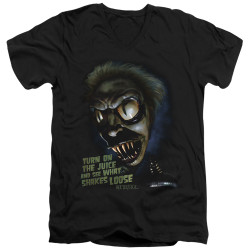 Image for Beetlejuice V Neck T-Shirt - Chuck's Daughter