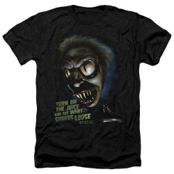 Image for Beetlejuice Heather T-Shirt - Chuck's Daughter