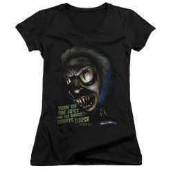 Image for Beetlejuice Girls V Neck - Chuck's Daughter