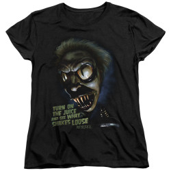 Image for Beetlejuice Womans T-Shirt - Chuck's Daughter