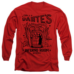 Image for Beetlejuice Long Sleeve Shirt - Dante's Inferno Room