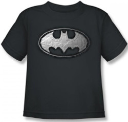 Image for Batman Kids T-Shirt - Duct Tape Logo