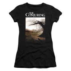 Image for The Conjuring Girls T-Shirt - Poster