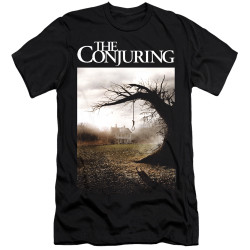Image for The Conjuring Premium Canvas Premium Shirt - Poster