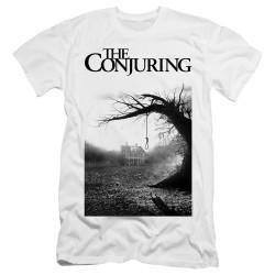 Image for The Conjuring Premium Canvas Premium Shirt - Monotone Poster