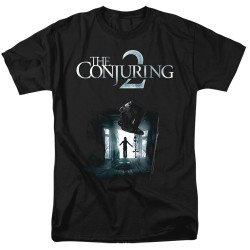 Image for The Conjuring T-Shirt - Conjuring 2 Poster