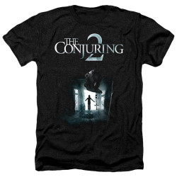 Image for The Conjuring Heather T-Shirt - Conjuring 2 Poster