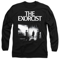 Image for The Exorcist Long Sleeve Shirt - Poster