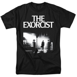 Image for The Exorcist T-Shirt - Poster