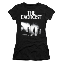 Image for The Exorcist Girls T-Shirt - Poster