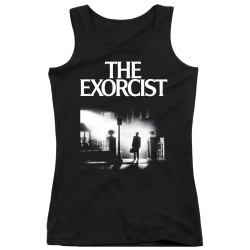 Image for The Exorcist Girls Tank Top - Poster