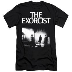 Image for The Exorcist Premium Canvas Premium Shirt - Poster
