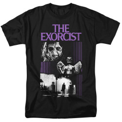 Image for The Exorcist T-Shirt - What an Excellent Day