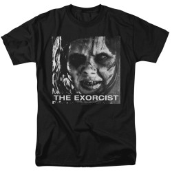 Image for The Exorcist T-Shirt - Regan Approach