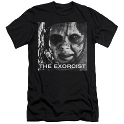 Image for The Exorcist Premium Canvas Premium Shirt - Regan Approach