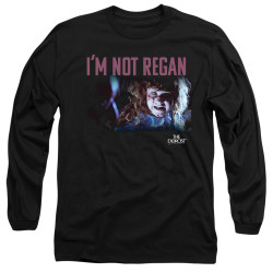 Image for The Exorcist Long Sleeve Shirt - Your Mother