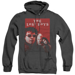 Image for The Lost Boys Heather Hoodie - Michael David Star