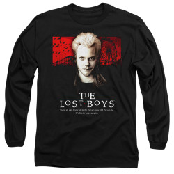 Image for The Lost Boys Long Sleeve Shirt - Be One of Us