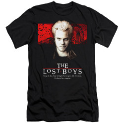 Image for The Lost Boys Premium Canvas Premium Shirt - Be One of Us