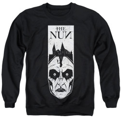 Image for The Nun Crewneck - Gaze