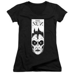 Image for The Nun Girls V Neck - Gaze